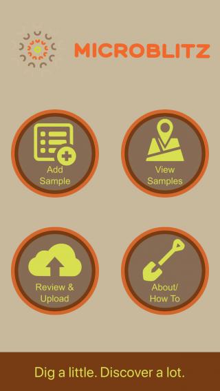 MicroBlitz draft app dashboard