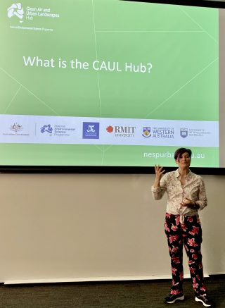 A/Prof Kirsten Parris explains the CAUL Hub