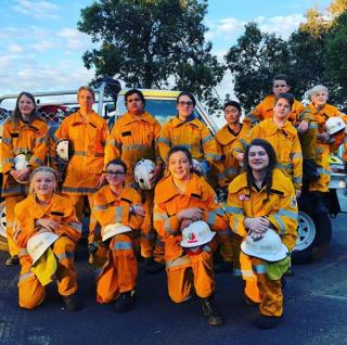 Bunbury Volunteer Bushfire Brigade - Cadets