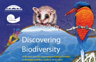 Taxonomy Australia's Decal Plan cover